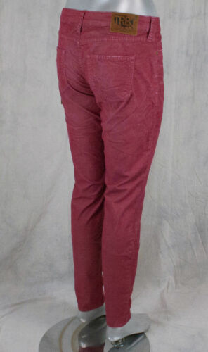 Wlus74u15 Micro Skinny Shannon rise Mid Religion Bukser Corduroy Meget True Berry Aw6aqvx