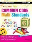 Teaching the Common Core Math Standards with Hands-on Activities: Grades K-2 by Gary Robert Muschla, Judith A. Muschla, Erin Muschla (Paperback, 2014)