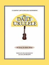 The Daily Ukulele - Ukelele Score & Parts Book by