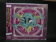 HARDCORE SUPERSTAR HCSS + 2 JAPAN CD Wildhearts The Hellacopters Backyard Babies