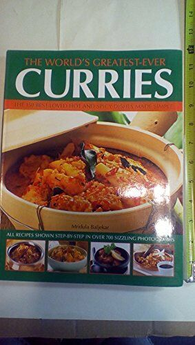 BEST-EVER CURRY COOKBOOK,MRIDULA BALJEKAR