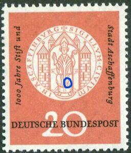 Bund-Plattenfehler-255-VII-sauber-postfrisch-BRD-Michel-60-00-MNH