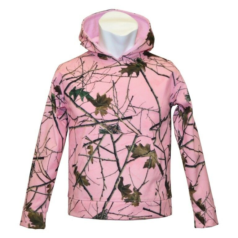 Pink Forest Camo Soft Shell Hoodie XS S M M M 7d9759