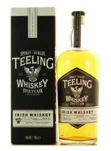 Teeling Stout Cask Irish Whiskey 0,7l, ALC. 46 vol%
