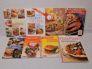 Weight watchers restaurant guide book