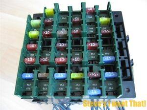 26 mini atm fuse box block for project universal semi truck rh ebay com