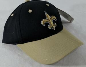 Details about LZ Reebok Youth One Size Fits All New Orleans Saints Baseball  Hat Cap NEW i27 dbff42985a2