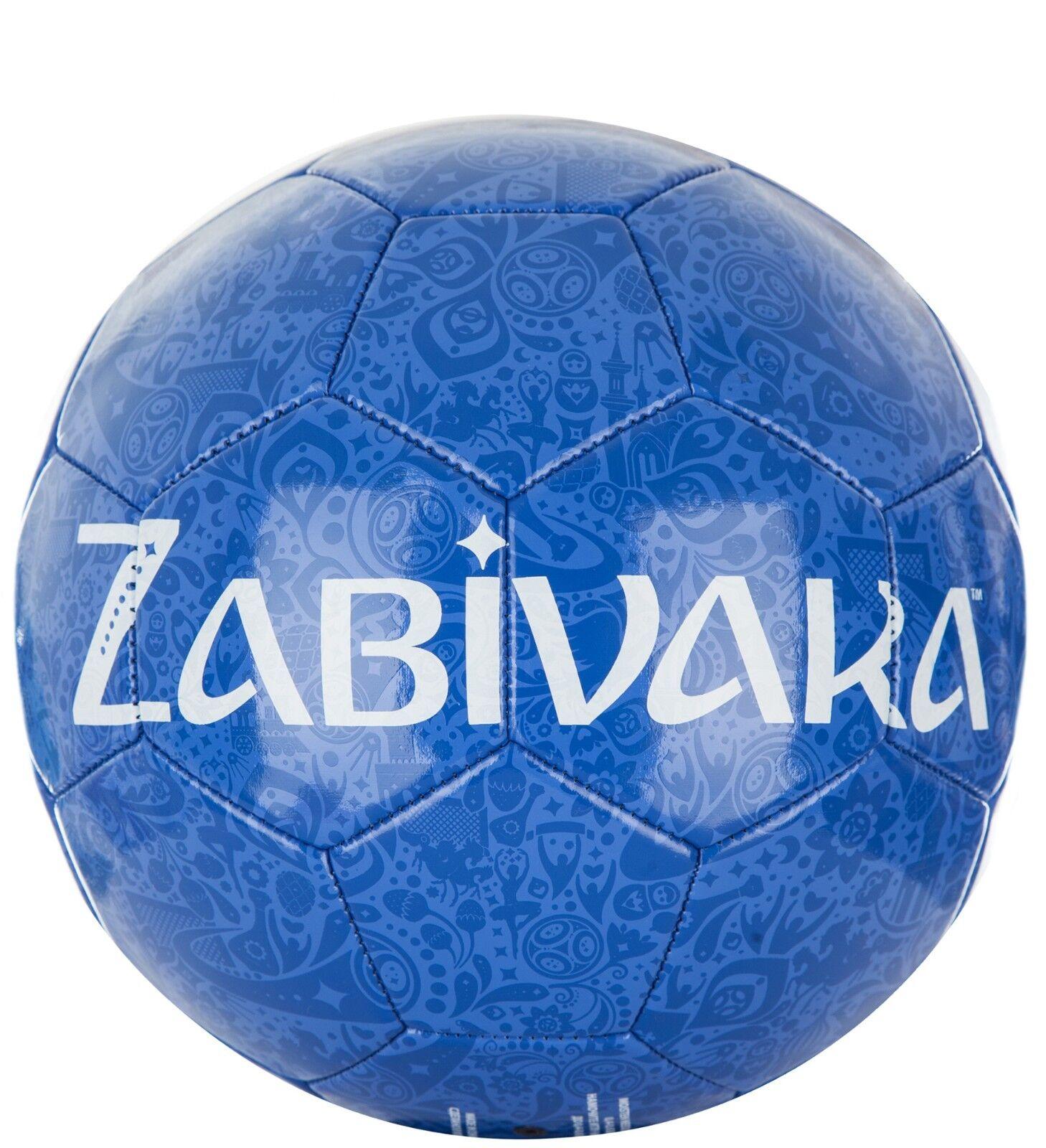 2018 FIFA WORLD CUP SOCCER BALL BIG RUSSIA ZABIVAKA SOUVENIR
