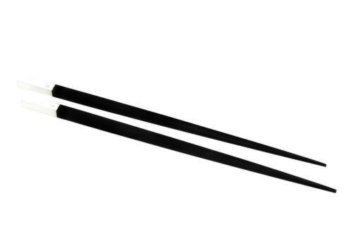 Chopsticks From Ebony 925er Silver Incl Desired Engraving Sushi Cutlery