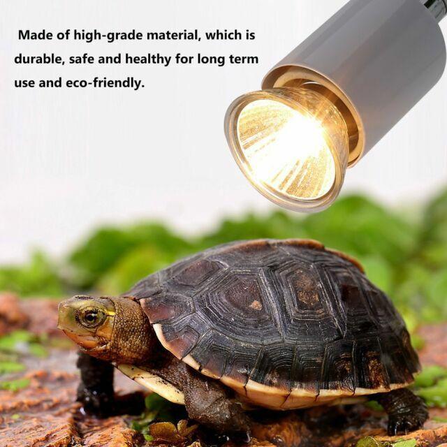 Durable 75w Heating Light Bulb Aquarium Tank Lamp for Pet Reptile Turtles