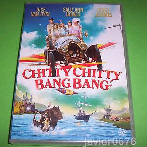 CHITTY-CHITTY-BANG-BANG-DVD-NUEVO-Y-PRECINTADO