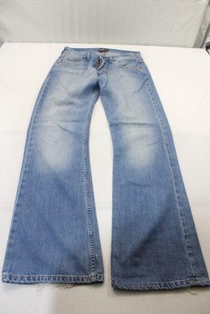 J6760 Lee Denver Jeans W31 L32 Blau  mit Mängeln