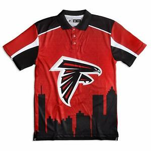 07405e84 Forever Collectibles NFL Men's Atlanta Falcons Short Sleeve Thematic ...