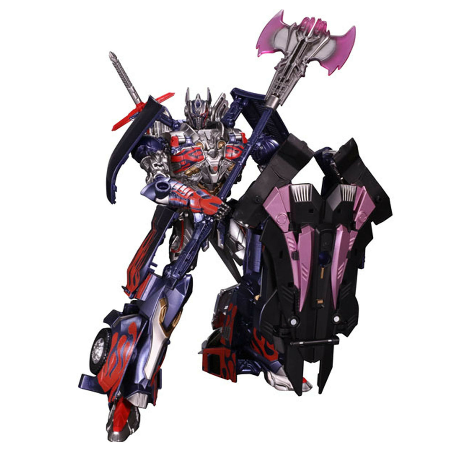 Transformers MB-20 NEMESIS PRIME MB 20 L L L Class Gift Kid Toy Robot Collection 9ad0b0