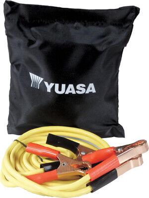 ATV Jumper Cables for UTV Motorcycles 8/' by Yuasa Batteries Inc.