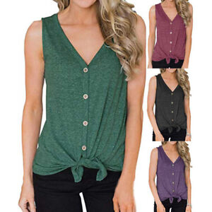 0249f84b75c Women Ladies Summer Tank Tops Cami Lace Casual Sleeveless Camisole ...
