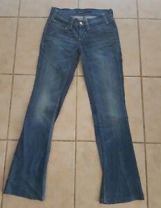MISS-SIXTY-sz-27-womens-jeans-Low-bootcut-Sexy-NEW