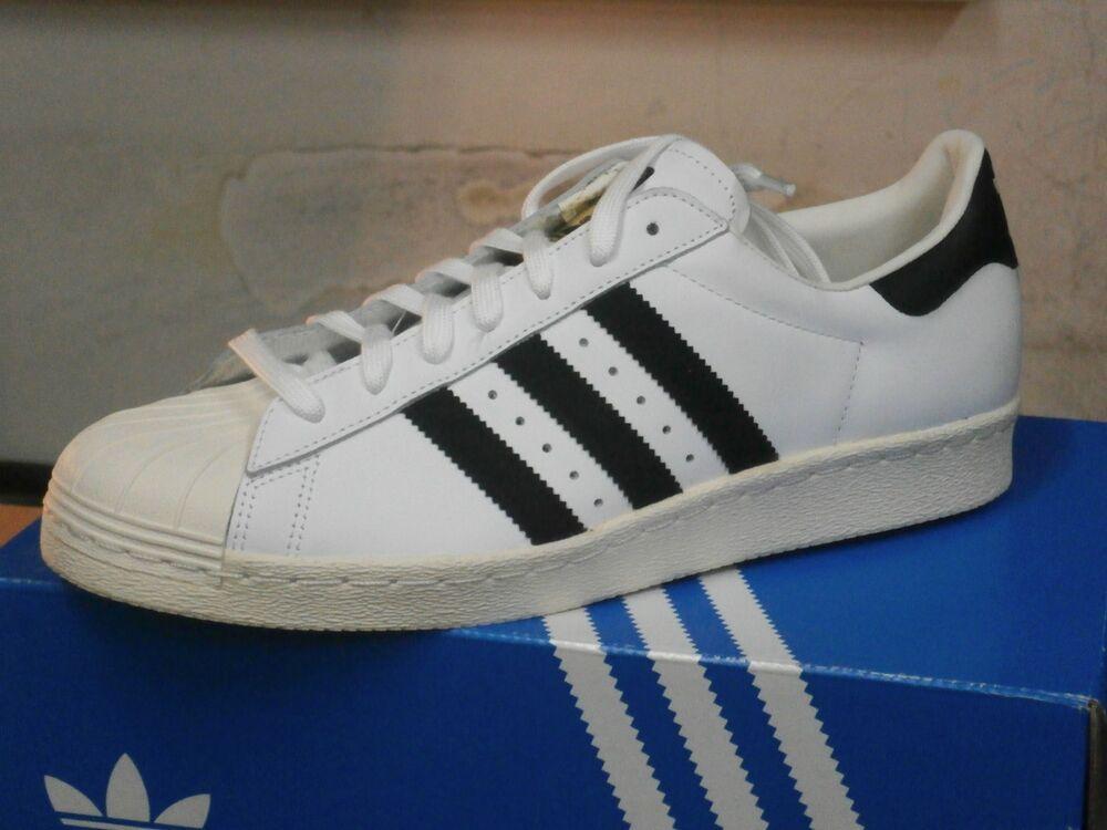Adidas super star 80 S g61070 Originals, Messieurs Baskets Chaussures.-
