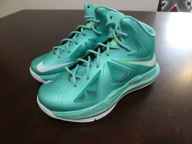 Nike Lebron Youth X Easter shoes sneakers new size GS big kids 543564 303 0570e91228e