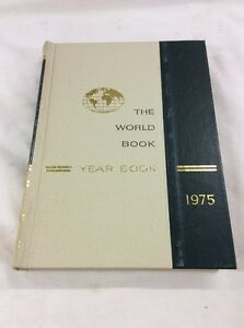 World book encyclopedia 1974 edition