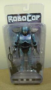 Neca Deluxe Figurine articulée Robocop Jetpack et Cobra Assault Cannon Bnib