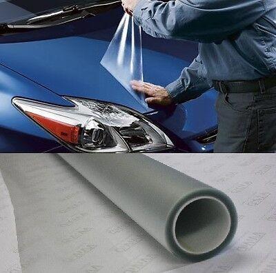 Matte Clear Protective Film 5ft x 60ft Scratch-Proof Vinyl Wrap RV Trailer Car