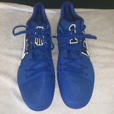 buy online b9614 84b6f Nike Kyrie 3 Duke Mens Basketball Shoes 8.5 Black Game Royal ...