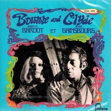 MUSIK-CD NEU/OVP - Brigitte Bardot & Serge Gainsbourg - Bonnie And Clyde