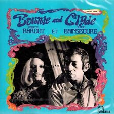 MUSIK-CD NEU/OVP - Brigitte Bardot & Serge Gainsbourg - Bonnie And Clyde