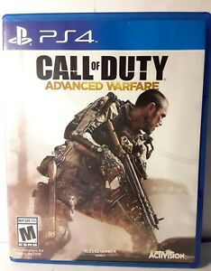Call-of-Duty-Advanced-Warfare-PlayStation-4-2014-W-Original-Case-amp-Manuals