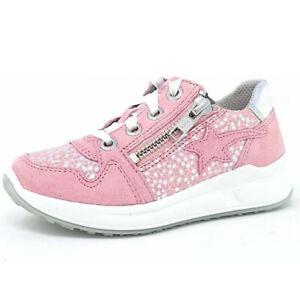 superfit Sneaker Merida Halbschuhe Mädchen Rosa 0-600187-9000