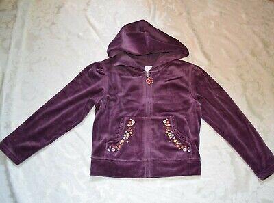 Gymboree PRETTY IN PLUMS Purple Knit Hoodie Jacket top or Pants NWT 4 5 6 7