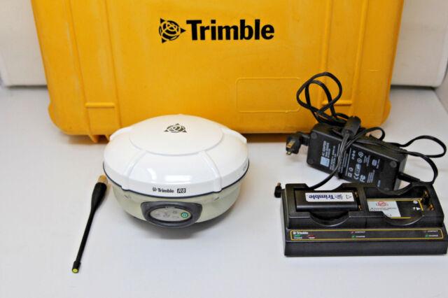 Trimble R8 Model 4 GPS Galileo Glonass RTK Base Rover Receiver 450-470MHz  Radio