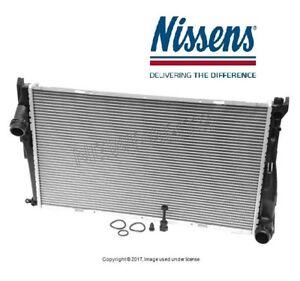 2009 2010 2011 For BMW E90 335d Aluminum Core Radiator Nissens 17 11 7 794 488