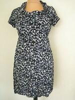 ZERO Kleid  Allover- Print Kleid Floraldruck Gr.38 Neu mit Etikett