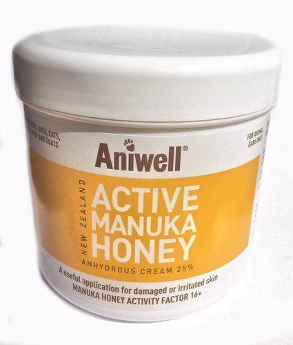 Aniwell - - Aniwell Manuka Honey Veterinary Wound Cream x Größe: 500g Tub 3b264f