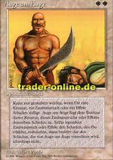 Auge um Auge (Eye for an Eye) Magic limited black bordered german beta fbb forei