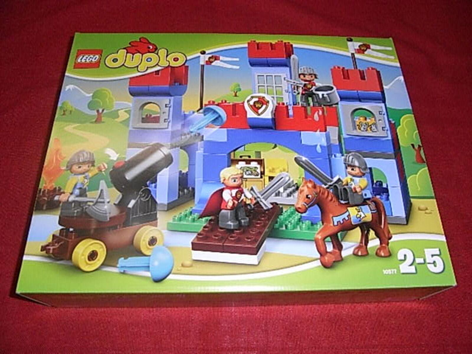 Lego ® duplo ® 10577 grandes castillo castillo nuevo embalaje original