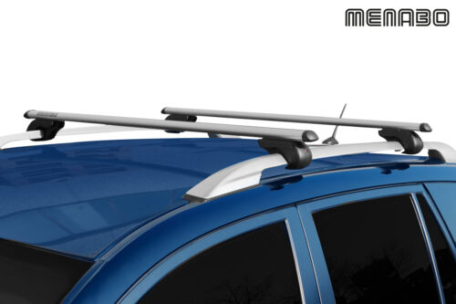 Menabo Brio Dachträger Aluminium Audi A6 Avant Typ C4