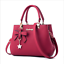 Women-Faux-Leather-Handbag-Shoulder-Bag-Purse-Tote-Messenger-Satchel-Crossbody miniature 1
