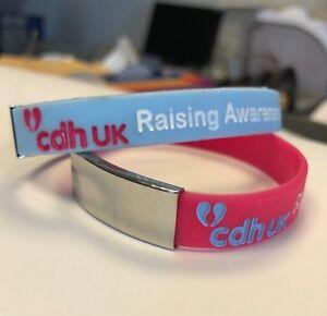 CDH-UK-Awareness-Wristband-ONLY-LARGE-PINK