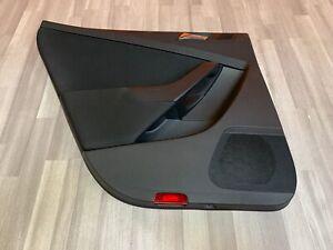 VW-Passat-3C-Variant-Pannello-Porta-Posteriore-Sinistra-Nero-3C9867211-Da-Ula