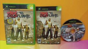 25-To-Life-Microsoft-XBOX-OG-Game-1-Owner-Near-Mint-Disc-Bought-New