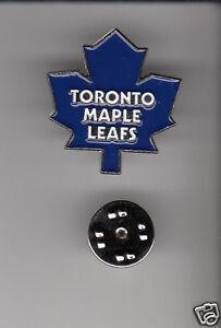 TORONTO-MAPLE-LEAFS-NHL-Hockey-Team-Logo-METAL-HAT-LAPEL-PIN-New-Sealed-Mint