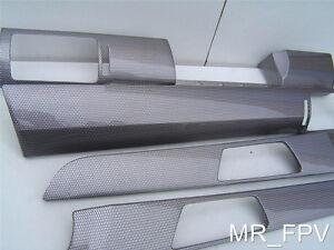 FG genuine ford FPV F6 DASH & door SPEARS  G6E G6 GT-P F6 XR6 XR8 XT R6 GT