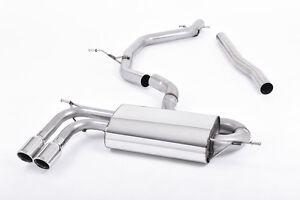 Milltek-A3-2-0-TDI-170bhp-Sportback-2wd-DPF-Exhaust-System-Non-Res-GT80-SSXAU330