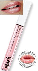 Avon-Mark-Plump-It-Volumen-Lipgloss-nude-NEU