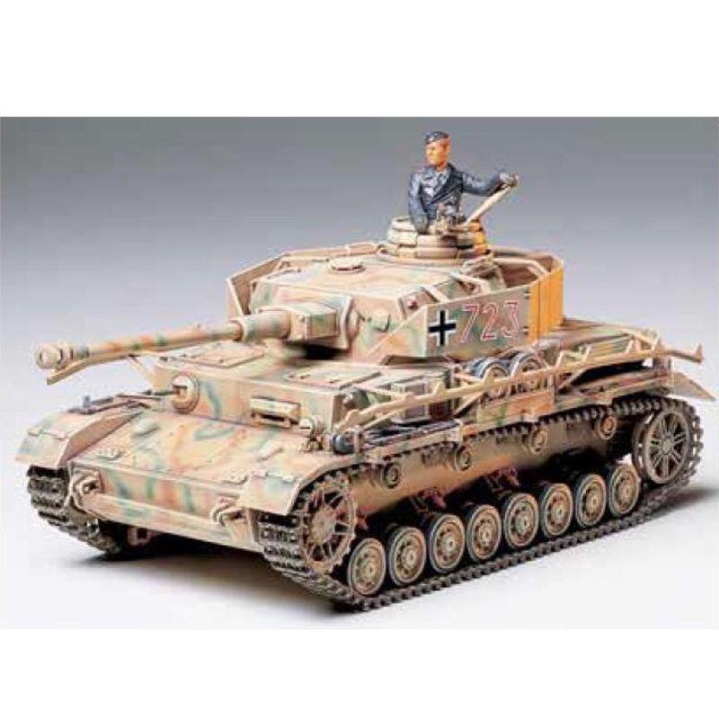 TAMIYA 25183 German Panzer Kampfwagen IV Ausf J, Special Ed. 1 35 Tank Model Kit