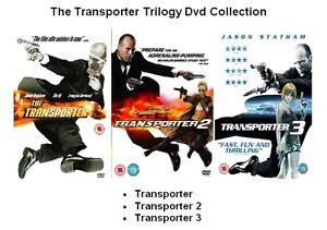 Transporter trilogy