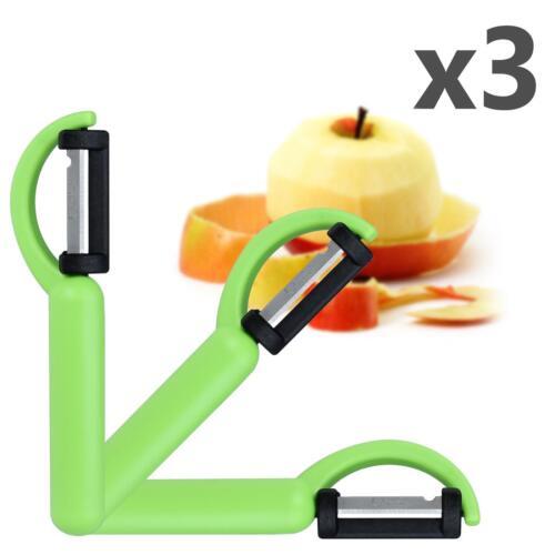 3 xsolinger éplucheur légumes éplucheur légumes fruits éplucheur asperges épluche sans rouille
